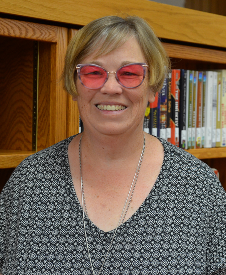 State Librarian - Mary Soucie